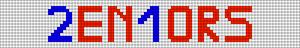 Alpha pattern #52293