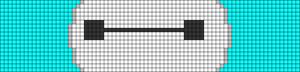 Alpha pattern #52322