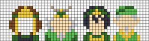 Alpha pattern #52336