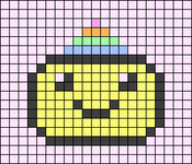 Alpha pattern #52338