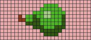 Alpha pattern #52374