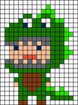 Alpha pattern #52375