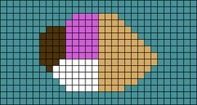 Alpha pattern #52378