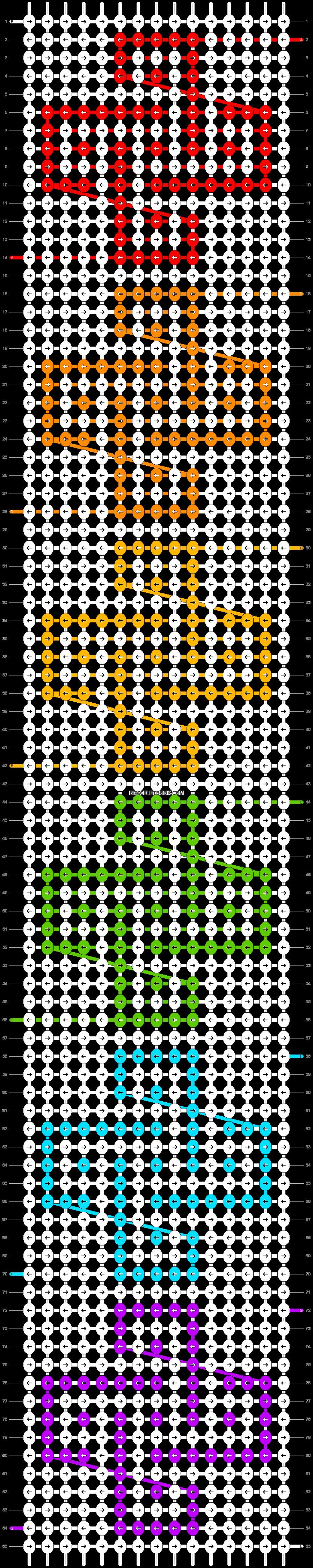 Alpha pattern #52394 pattern