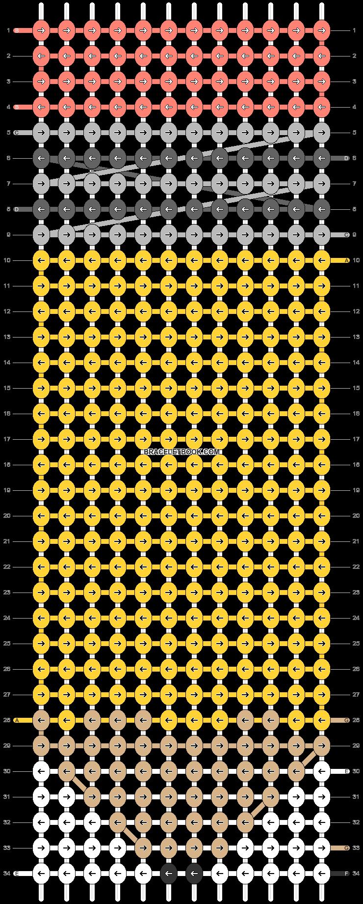 Alpha pattern #52412 pattern
