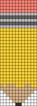 Alpha pattern #52412