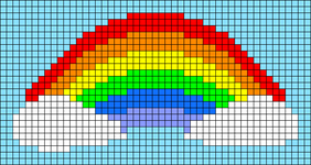 Alpha pattern #52419