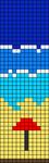 Alpha pattern #52437