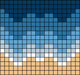 Alpha pattern #52438
