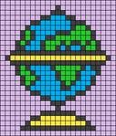 Alpha pattern #52453