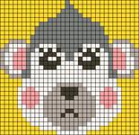 Alpha pattern #52459