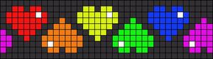 Alpha pattern #52460