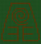 Alpha pattern #52462