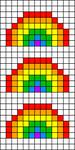 Alpha pattern #52467