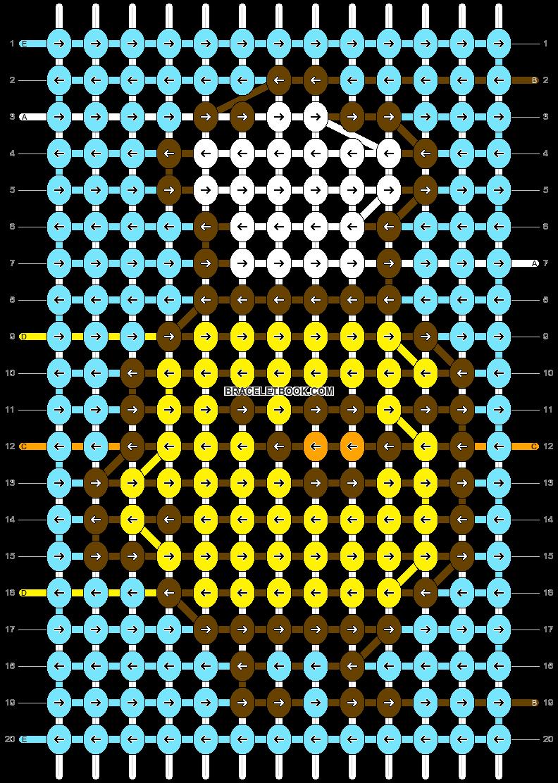 Alpha pattern #52469 pattern
