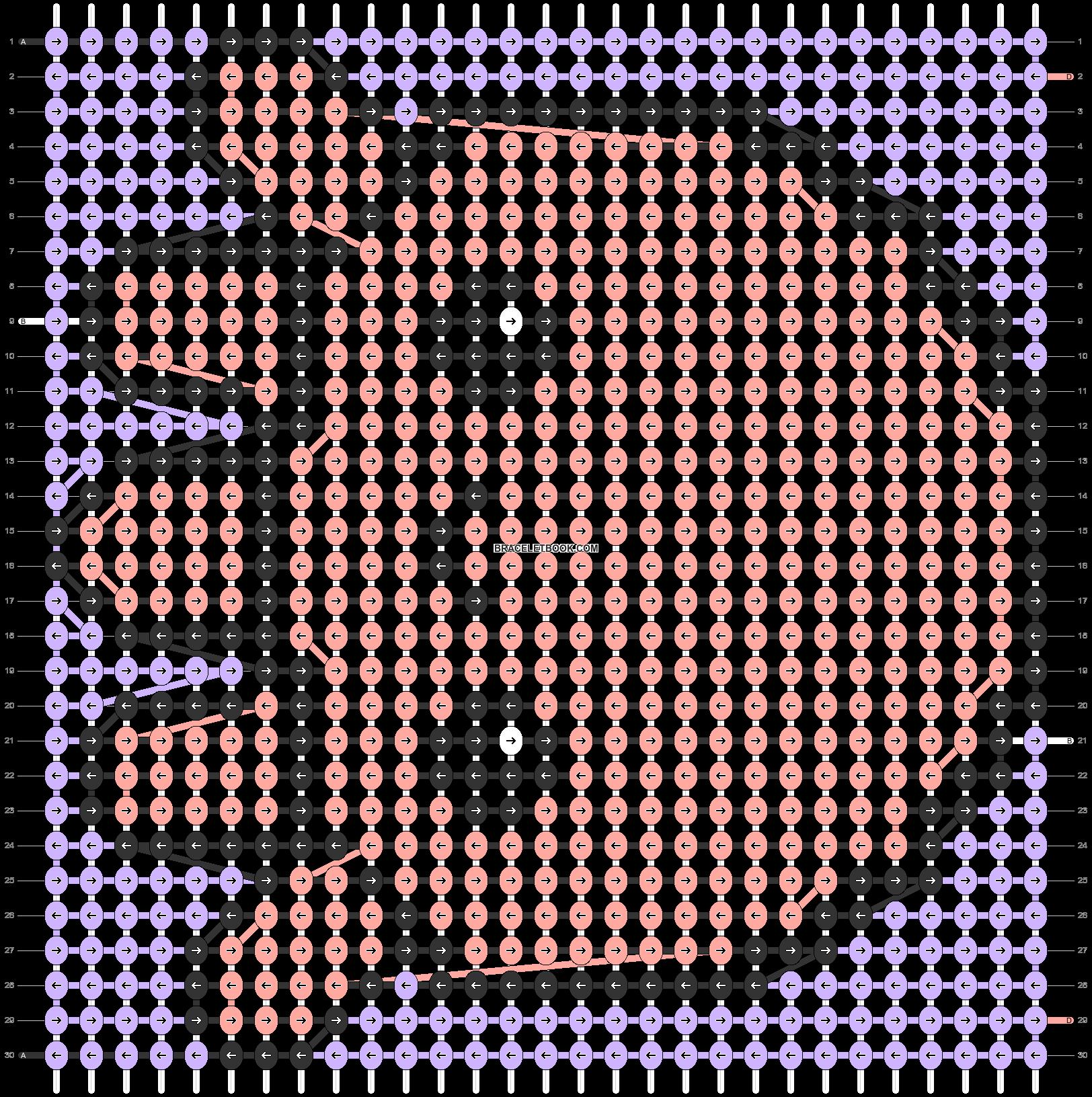 Alpha pattern #52472 pattern