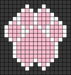 Alpha pattern #52473