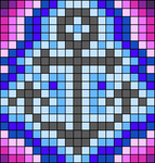 Alpha pattern #52480