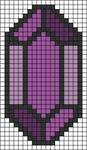 Alpha pattern #52485