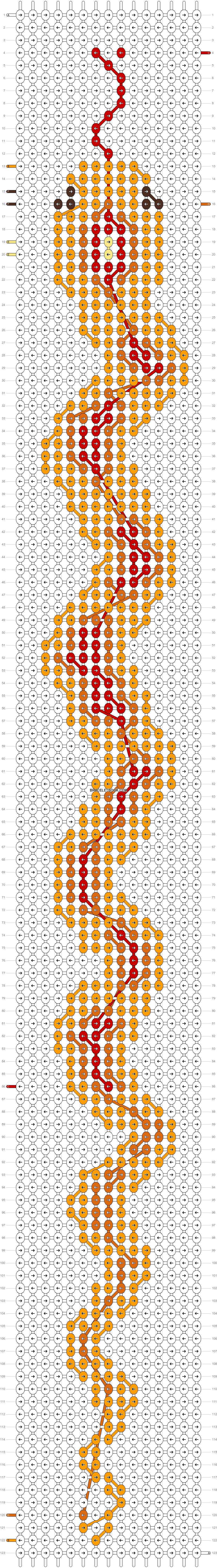 Alpha pattern #52495 pattern