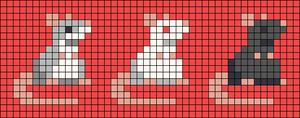Alpha pattern #52496