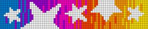 Alpha pattern #52520