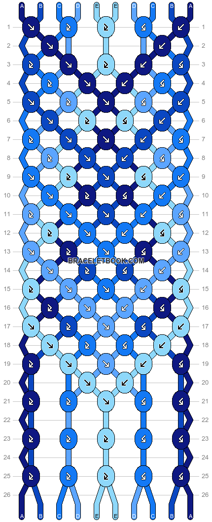 Normal pattern #52543 pattern