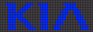 Alpha pattern #52559