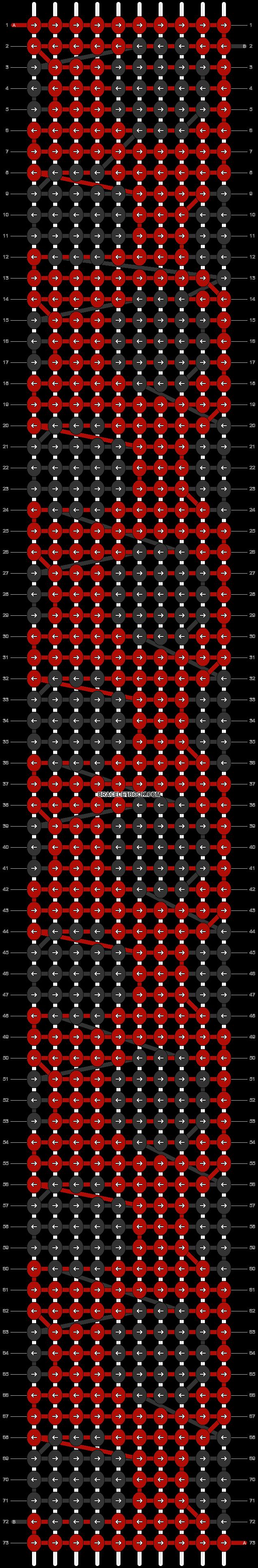 Alpha pattern #52560 pattern