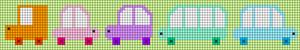 Alpha pattern #52562