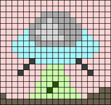 Alpha pattern #52572
