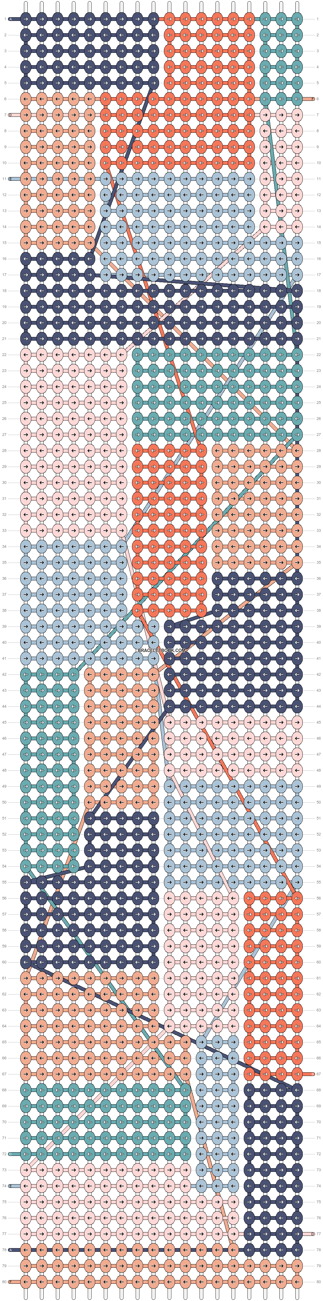 Alpha pattern #52578 pattern