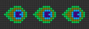 Alpha pattern #52579