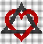 Alpha pattern #52580