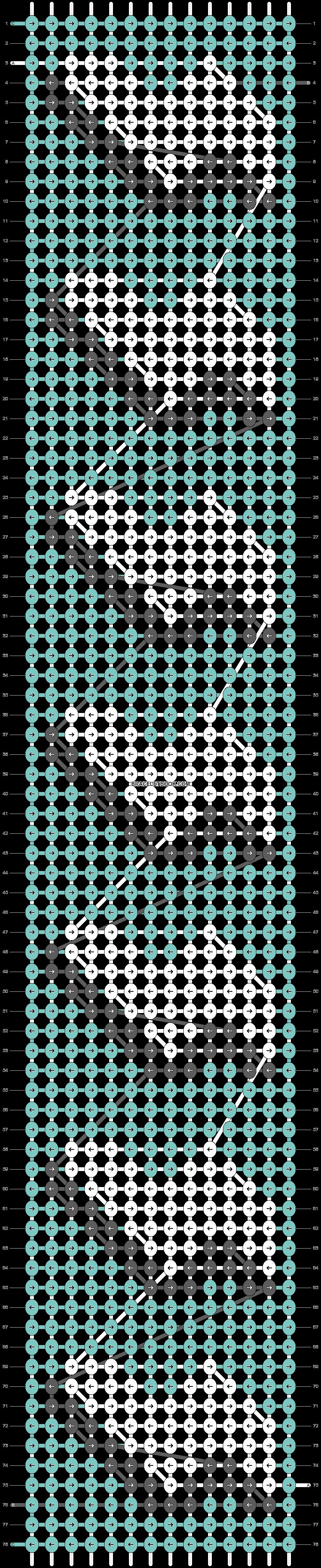 Alpha pattern #52583 pattern