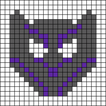 Alpha pattern #52589