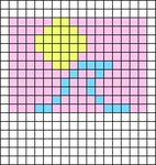 Alpha pattern #52596