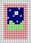 Alpha pattern #52601