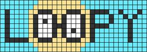 Alpha pattern #52607