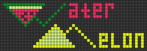 Alpha pattern #52621
