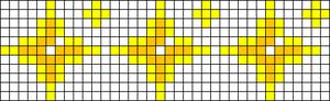 Alpha pattern #52624