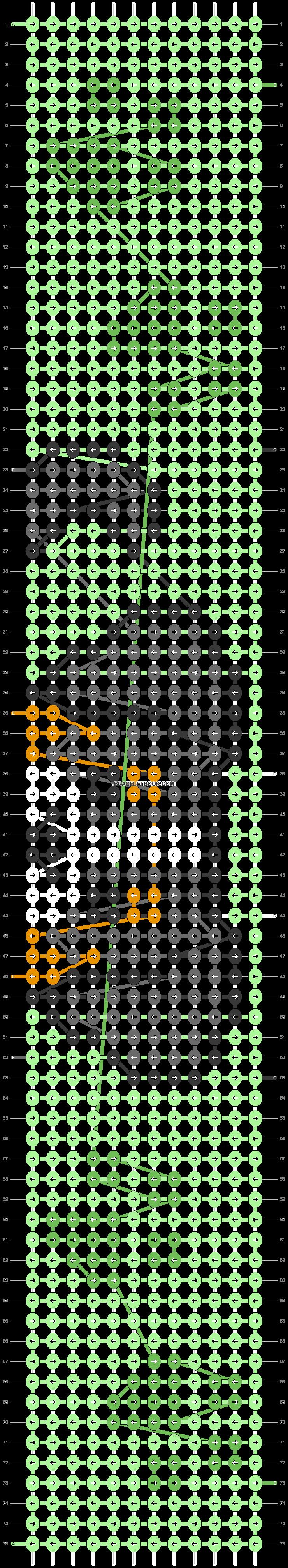 Alpha pattern #52628 pattern