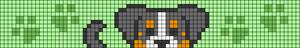 Alpha pattern #52628