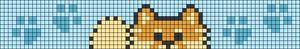 Alpha pattern #52629