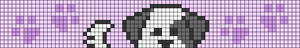 Alpha pattern #52630