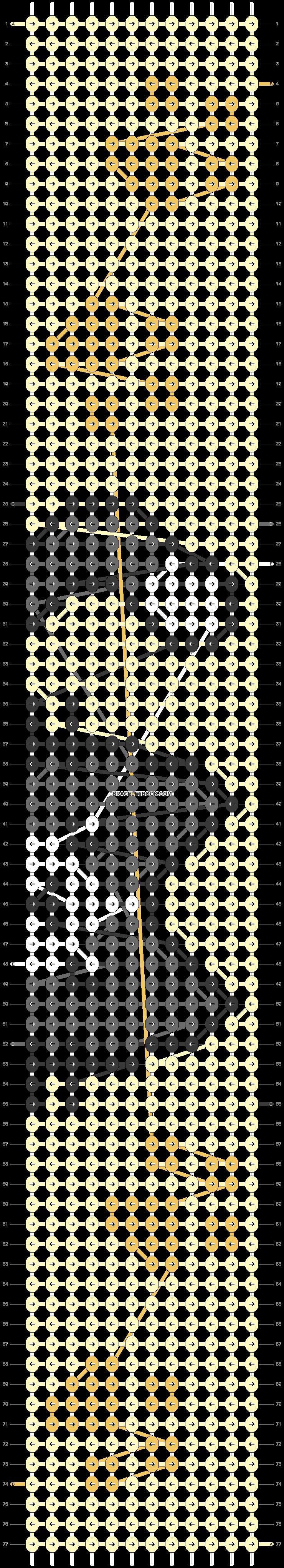 Alpha pattern #52633 pattern