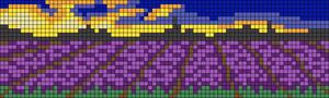 Alpha pattern #52642
