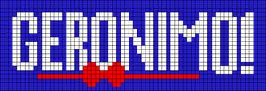 Alpha pattern #52648