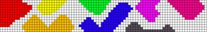 Alpha pattern #52673