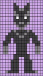 Alpha pattern #52683